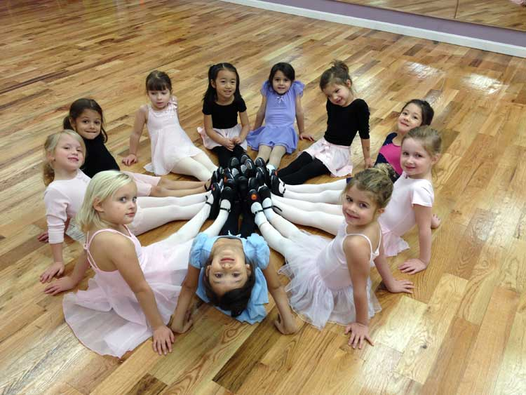 Teeny Dancers Level 2