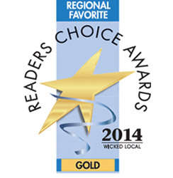 Reader's Choice 2014 – Regional